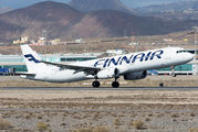 OH-LZI - Finnair Airbus A321 aircraft