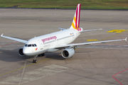 D-AKNQ - Germanwings Airbus A319 aircraft