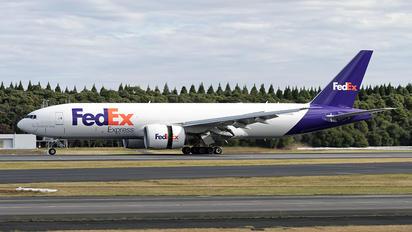 N842FD - Ferranti Boeing 777F