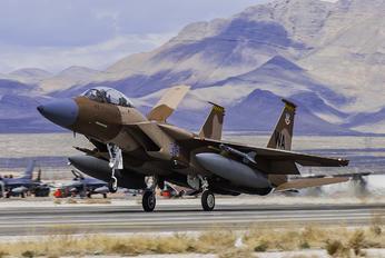 85-0131 - USA - Air Force McDonnell Douglas F-15D Eagle