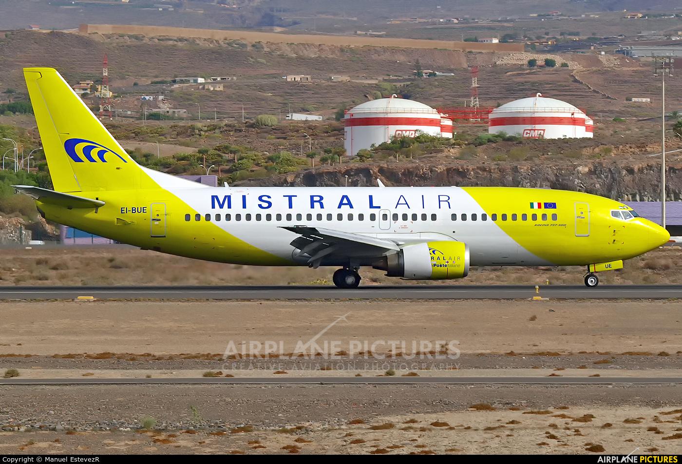 Mistral Air EI-BUE aircraft at Tenerife Sur - Reina Sofia