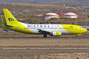 EI-BUE - Mistral Air Boeing 737-300QC aircraft