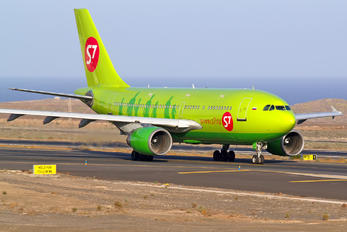 VP-BTK - S7 Airlines Airbus A310