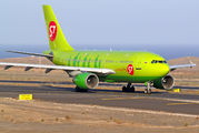 VP-BTK - S7 Airlines Airbus A310 aircraft