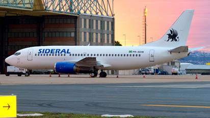 PR-SDW - Sideral Air Cargo Boeing 737-300