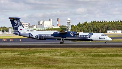 RA-67254 - Aurora de Havilland Canada DHC-8-402Q Dash 8