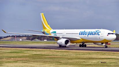 RP-C3347 - Cebu Pacific Air Airbus A330-300