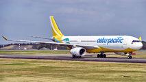 RP-C3347 - Cebu Pacific Air Airbus A330-300 aircraft