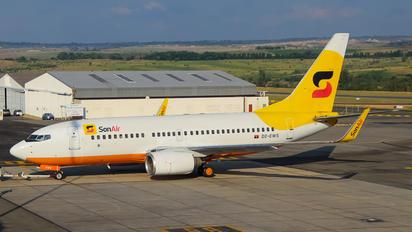 D2-EWS - Sonair Boeing 737-700