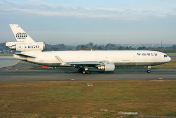 N380WA - World Airways Cargo McDonnell Douglas MD-11F