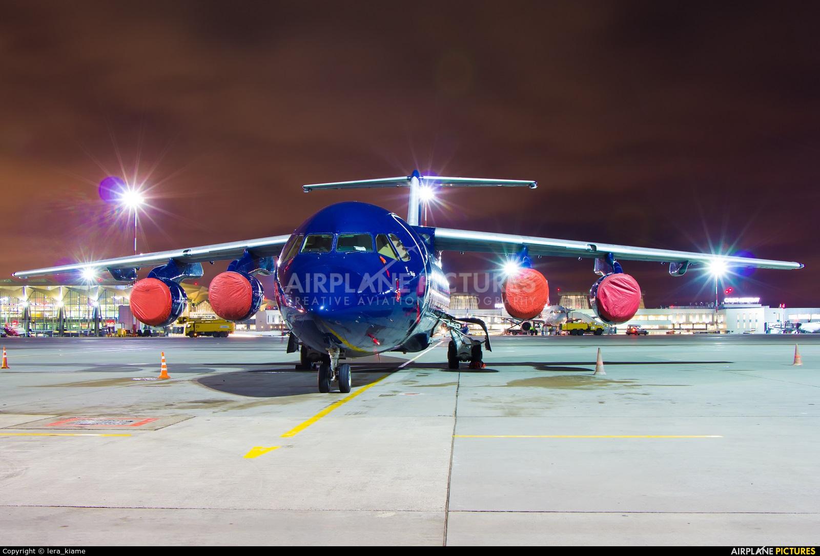 Astra Airlines SX-DIZ aircraft at St. Petersburg - Pulkovo