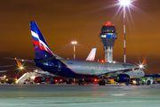 VQ-BWD - Aeroflot Boeing 737-800 aircraft