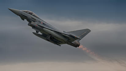 7L-WH - Austria - Air Force Eurofighter Typhoon S