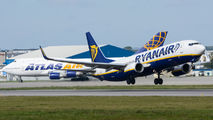 EI-ESM - Ryanair Boeing 737-8AS aircraft