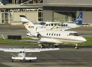 HK-4758 - Helistar Colombia Hawker Beechcraft 900XP