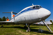 RA-85061 - Ulyanovsk Higher Civil Aviation School Tupolev Tu-154B aircraft