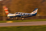 D-GHEB - Private Piper PA-34 Seneca aircraft
