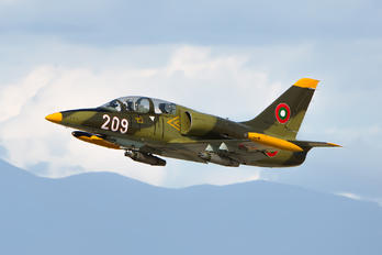 209 - Bulgaria - Air Force Aero L-39ZA Albatros