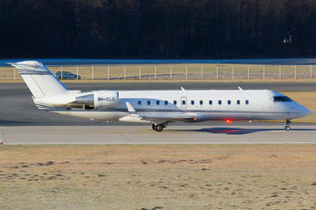 9H-CLG - Private Bombardier CL-600-2B19