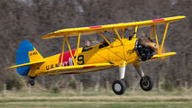 LV-ZKU - Private Boeing Stearman, Kaydet (all models) aircraft