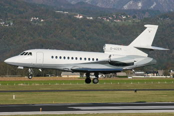 D-AZEM - Unknown Dassault Falcon 900 series