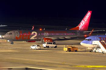 G-JZBA - Jet2 Boeing 737-800