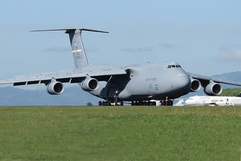 87-0029 - USA - Air Force Lockheed C-5M Super Galaxy
