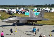 00-4015 - USA - Air Force Lockheed Martin F-22A Raptor aircraft