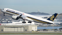 9V-SMN - Singapore Airlines Airbus A350-900 aircraft