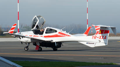 YR-XXA - Private Diamond DA 42 Twin Star