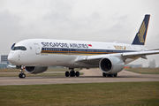 9V-SMF - Singapore Airlines Airbus A350-900 aircraft