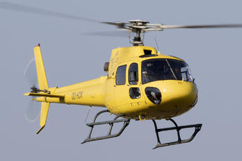 OO-HCW - Private Eurocopter AS350 Ecureuil / Squirrel