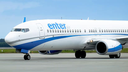 SP-ENO - Enter Air Boeing 737-800