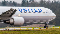 N76054 - United Airlines Boeing 767-400ER aircraft