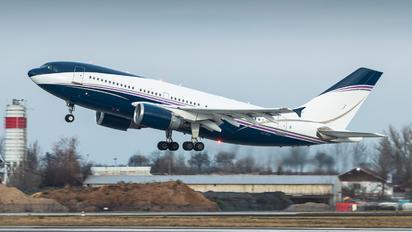 HZ-NSA - Private Airbus A310