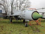 5612 - Czech - Air Force Mikoyan-Gurevich MiG-21MF aircraft