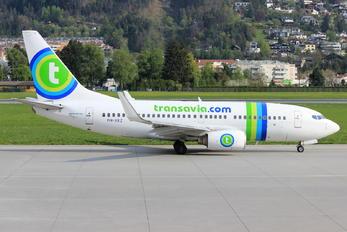 PH-XRZ - Transavia Boeing 737-700