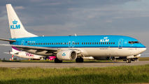 PH-BXM - KLM Boeing 737-800 aircraft