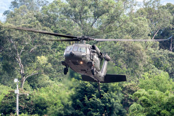 FAC4108 - Colombia - Air Force Sikorsky UH-60A Black Hawk