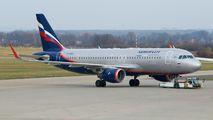 VP-BAD - Aeroflot Airbus A320 aircraft