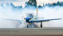 """FAB5717 - Brazil - Air Force """"Esquadrilha da Fumaça"""" Embraer EMB-314 Super Tucano A-29A aircraft"""