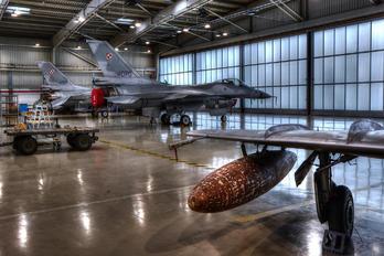 4070 - Poland - Air Force Lockheed Martin F-16C block 52+ Jastrząb