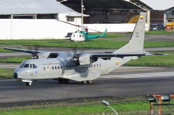 FAC-1282 - Colombia - Air Force Casa C-295M