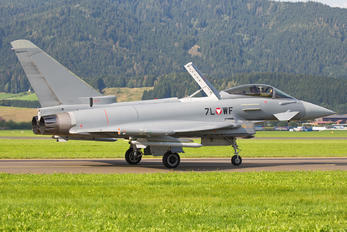 7LWF - Austria - Air Force Eurofighter Typhoon