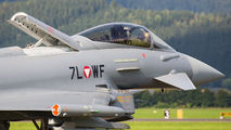 7LWF - Austria - Air Force Eurofighter Typhoon aircraft