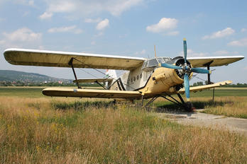 HA-YHB - Private PZL An-2