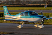 D-EGMP - Private Cirrus SR-22 -GTS aircraft