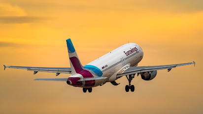 D-ABZK - Eurowings Airbus A320