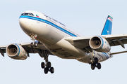9K-APD - Kuwait Airways Airbus A330-200 aircraft