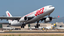G-VYGL - Jet2 Airbus A330-200 aircraft